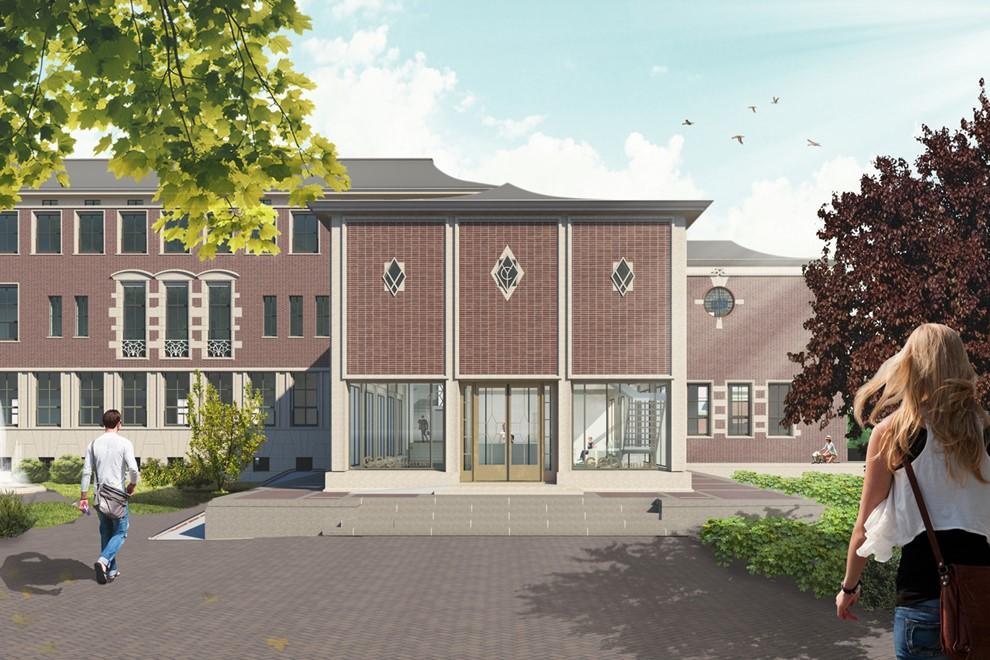 EWZ_GGD Zwolle entree