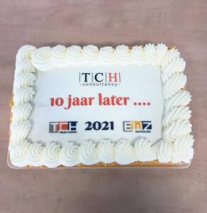 taart 10 jaar